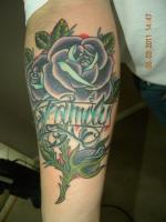 Татуировки группы 704