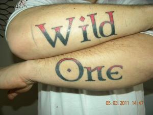 Татуировки группы 705